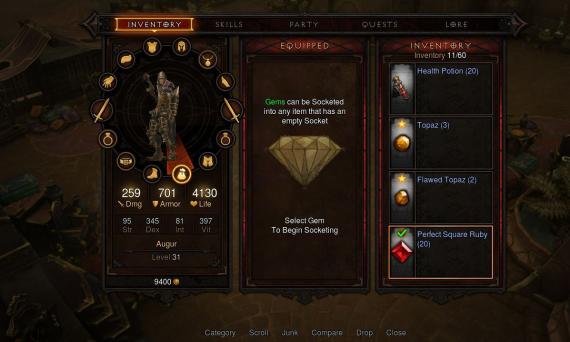 Diablo PS3 2